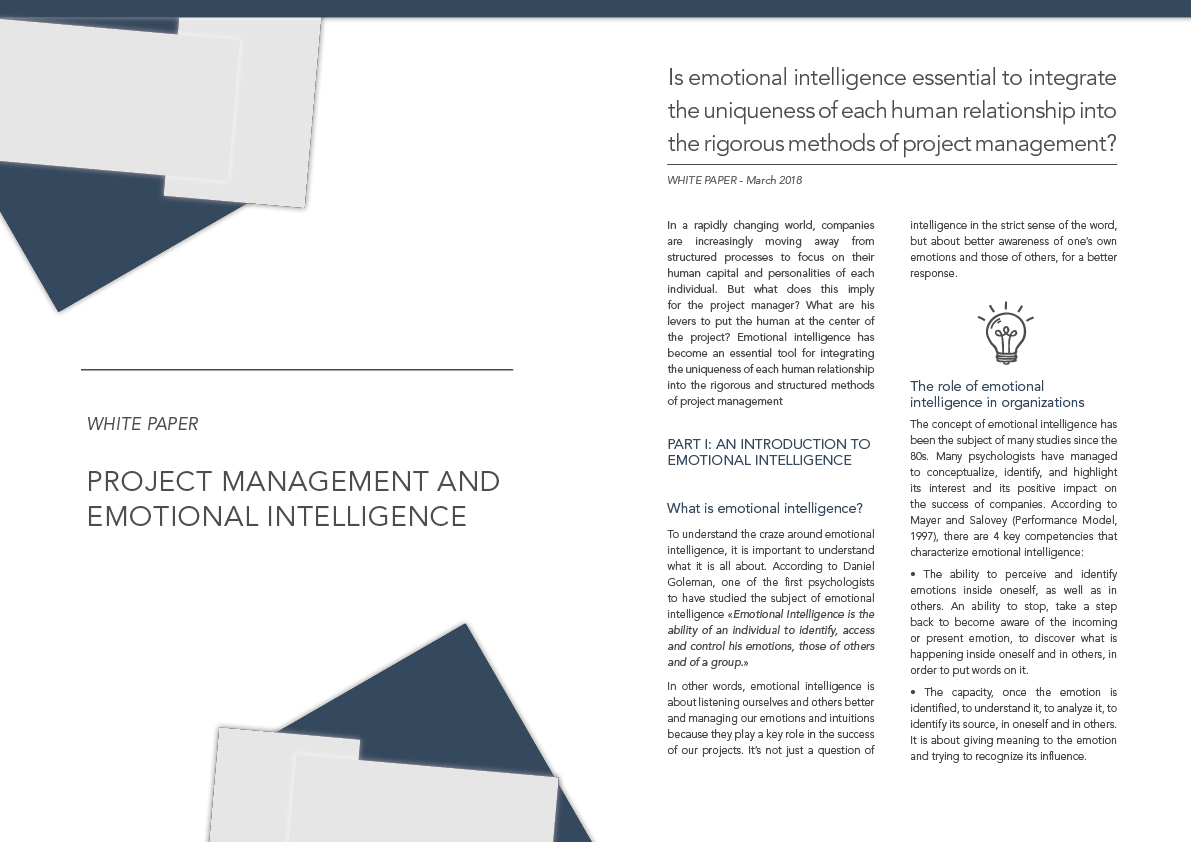 Project Management And Emotional Intelligence
